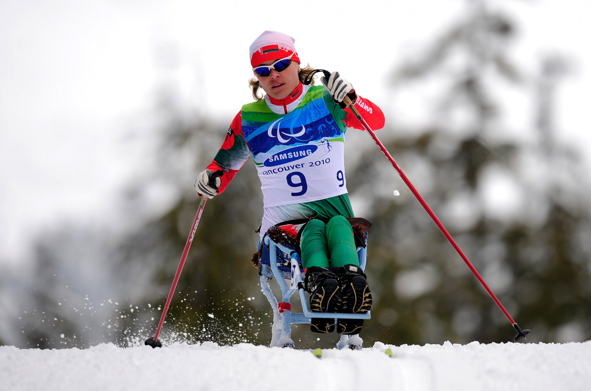 Multiple Paralympic medallist Vauchok to carry Belarus flag at Opening Ceremony of Pyeongchang 2018