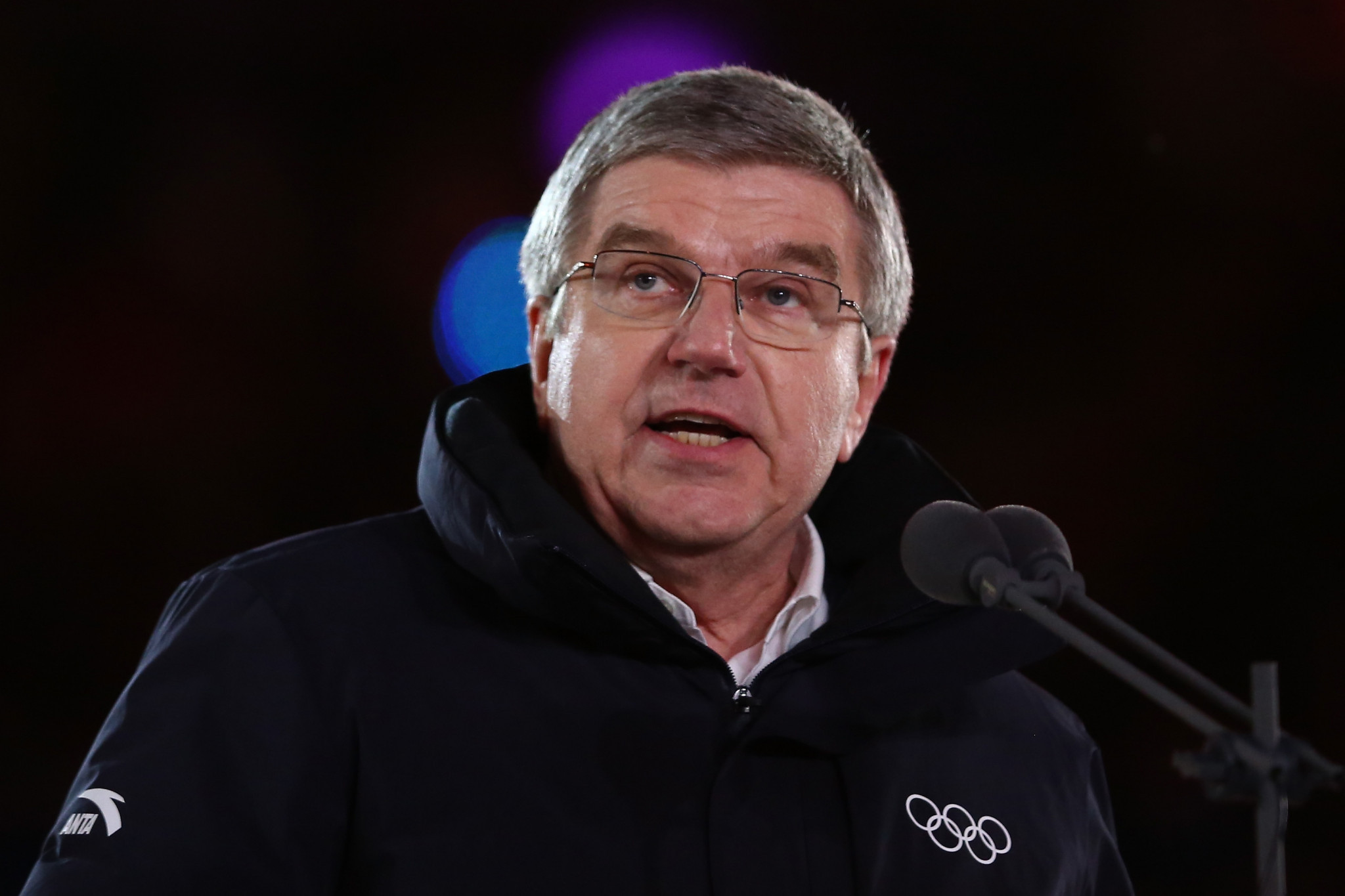 Thomas Bach is set to receive South Korea's highest sporting honour ©Getty Images