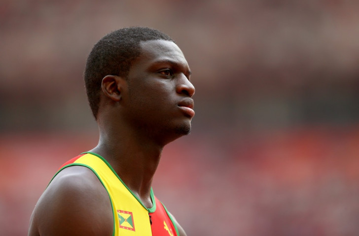 Grenada's Olympic 400m champion Kirani James lost to LaShawn Merritt on the night, but still won the overall IAAF Diamond Race for his event  ©Getty Images