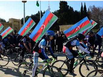 Azerbaijan celebrates day of physical culture and sports