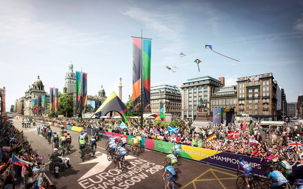 Glasgow will stage six sports at the Championships, while Berlin will host athletics ©Glasgow 2018