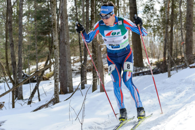 Lamov and Alexandersson sprint to success at Ski Orienteering World Cup Final