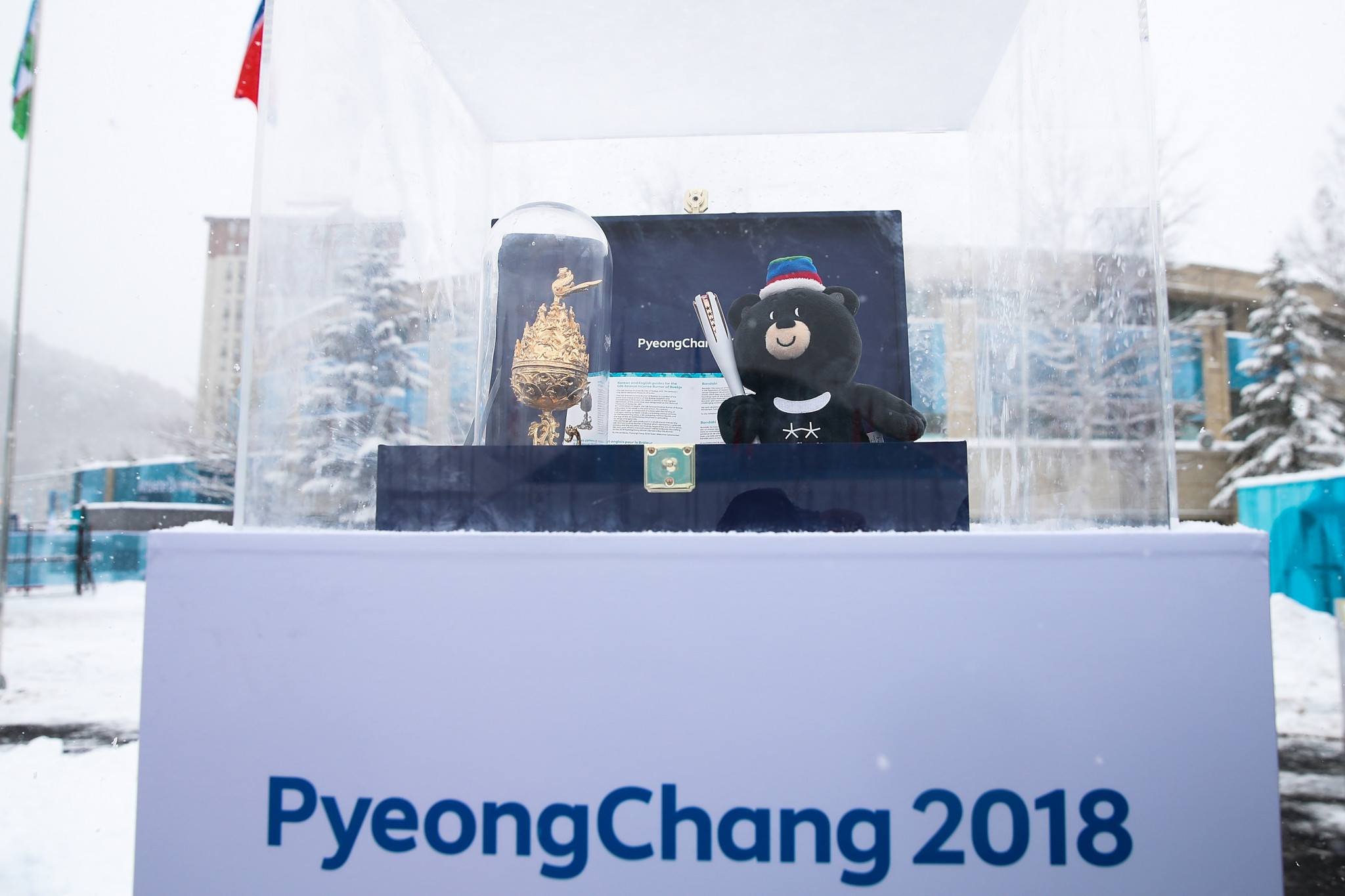 The Pyeongchang 2018 Winter Paralympic Games are due to begin tomorrow ©Getty Images