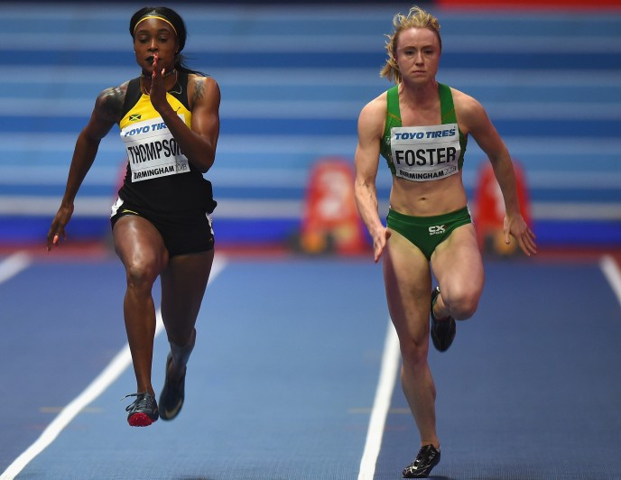 Amy Foster has been added to Northern Ireland's Commonwealth Games team ©Getty Images