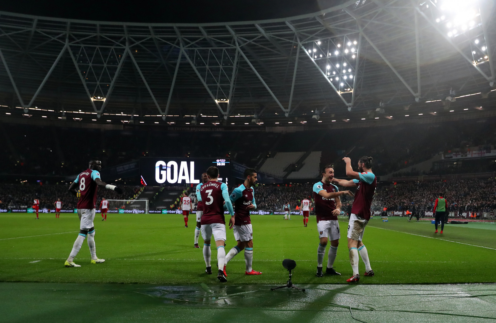 West Ham vs Burnley