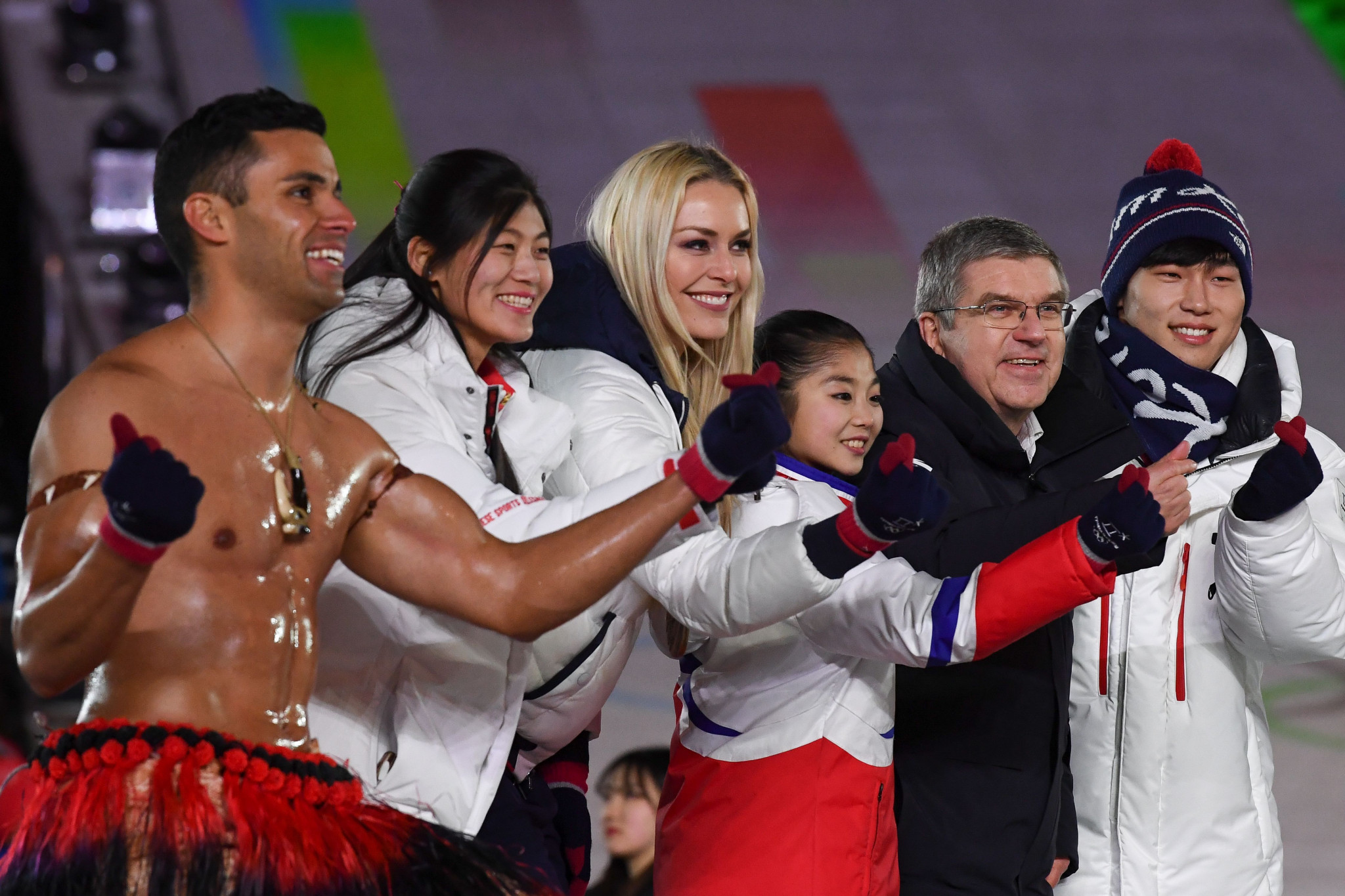 IOC President Thomas Bach, pictured at Pyeongchang 2018, has defended the gender equality review ©Getty Images