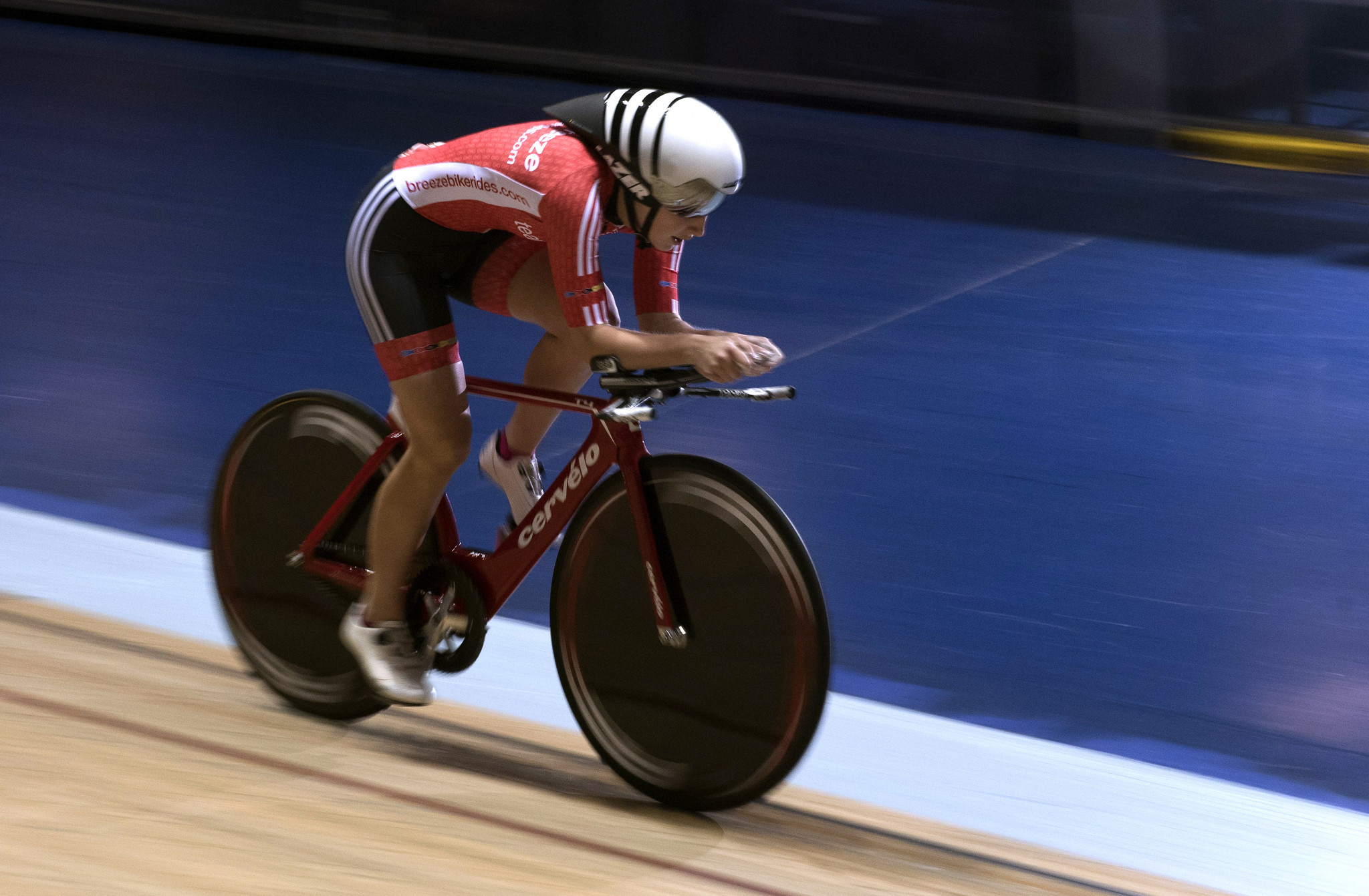 Storey withdraws from UCI Para-Cycling Track World Championships due to yellow fever outbreak