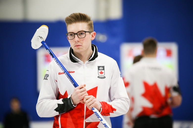Canada and United States progress at World Junior Curling Championships
