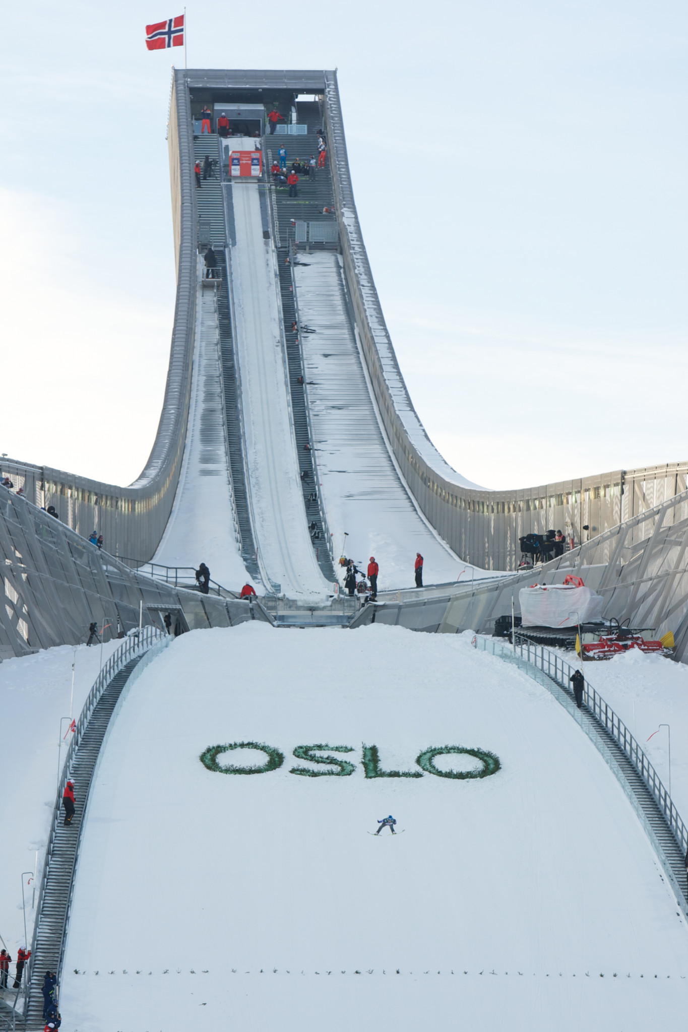 Ski Jumping World Cup to resume with Raw Air action in Oslo