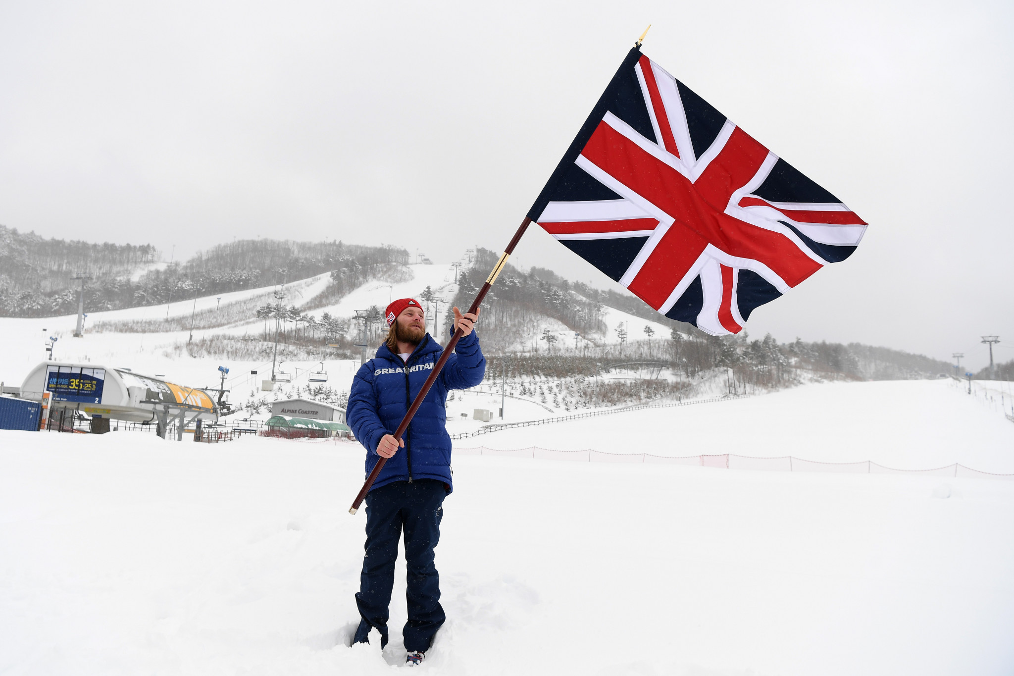 Great Britain's Owen Pick will compete in his first Paralympic Games in Pyeongchang ©Getty Images