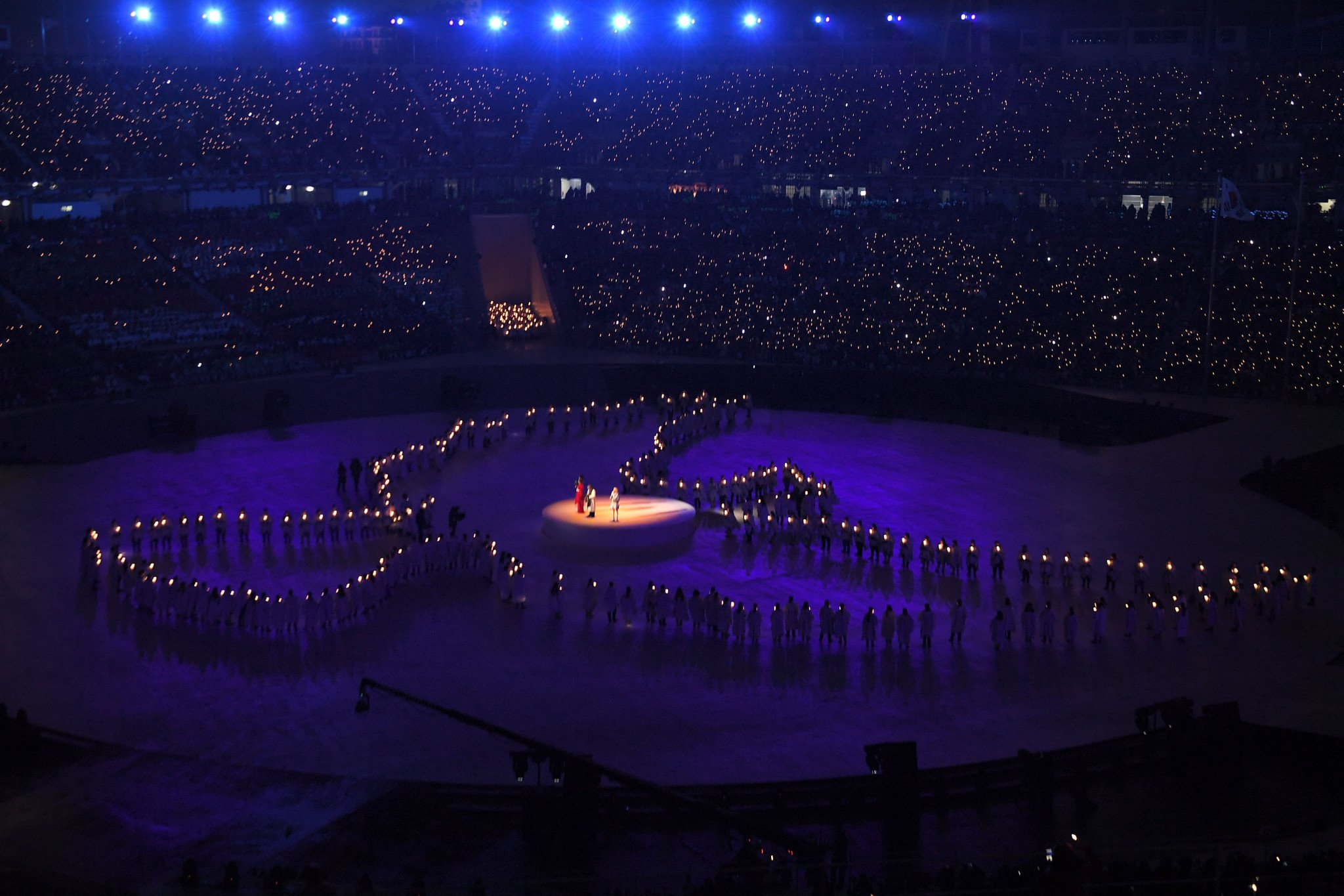 North, South Korea to march separately Paralympics opening ceremony