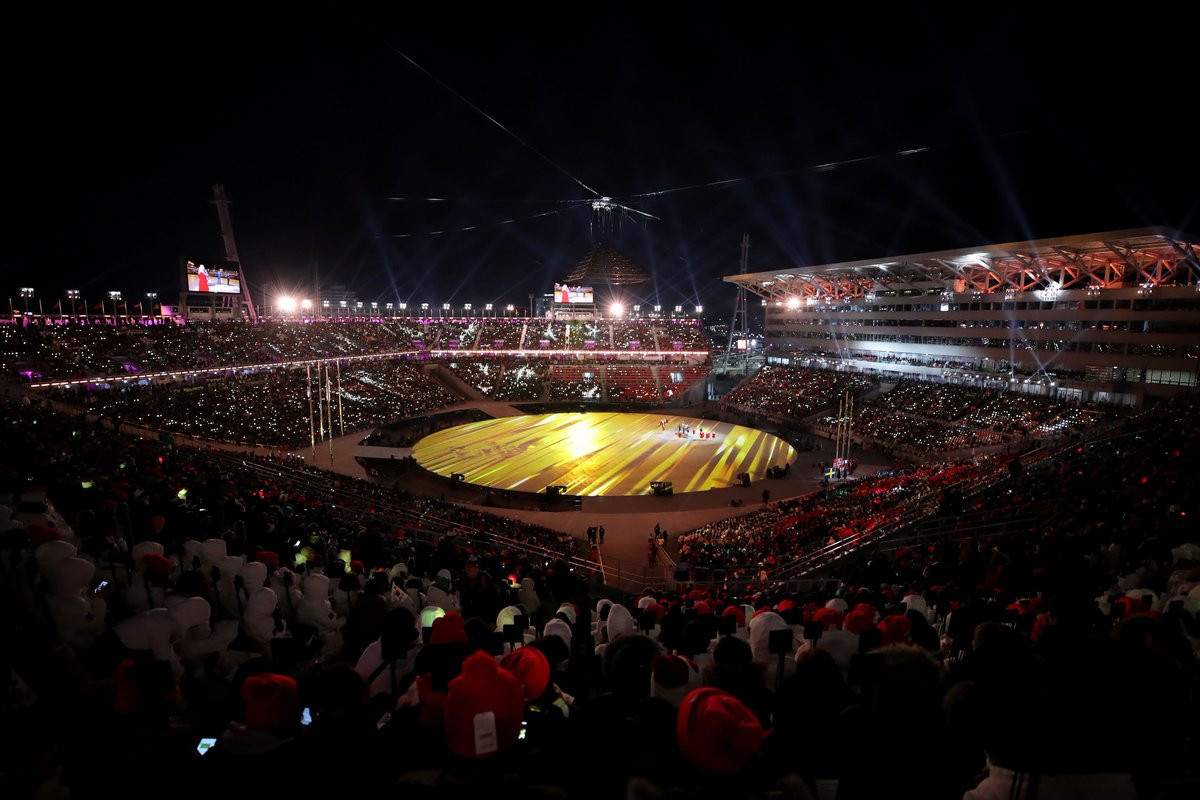 Pyeongchang 2018 Paralympics: Opening Ceremony