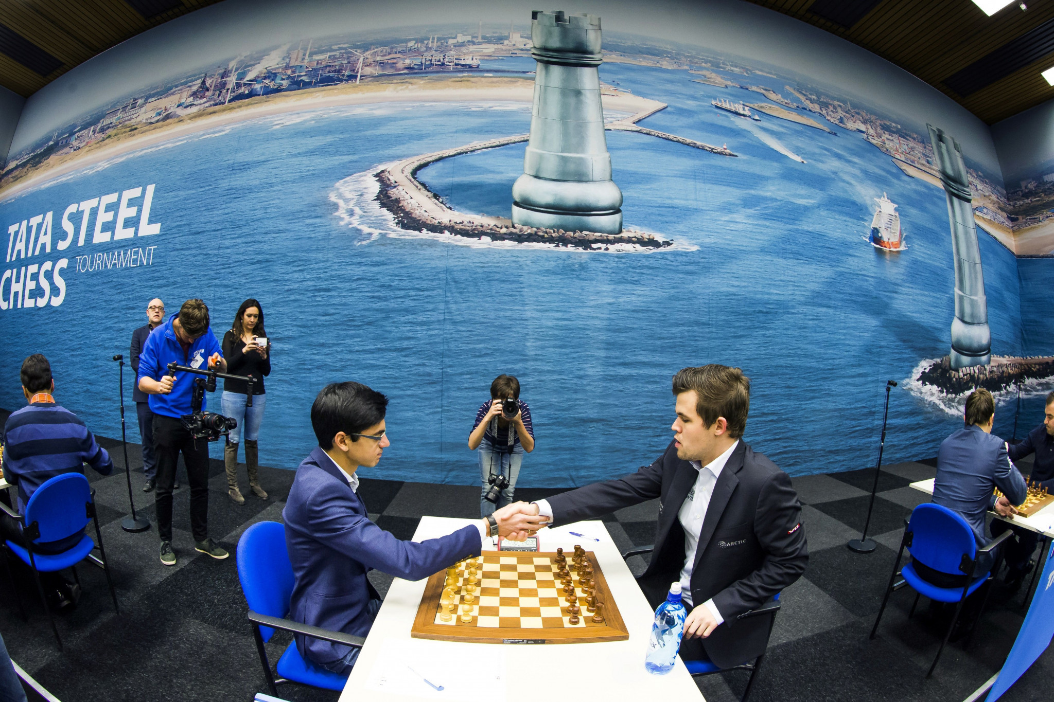 FIDE Candidates Tournament starts in Berlin to find world chess title challenger